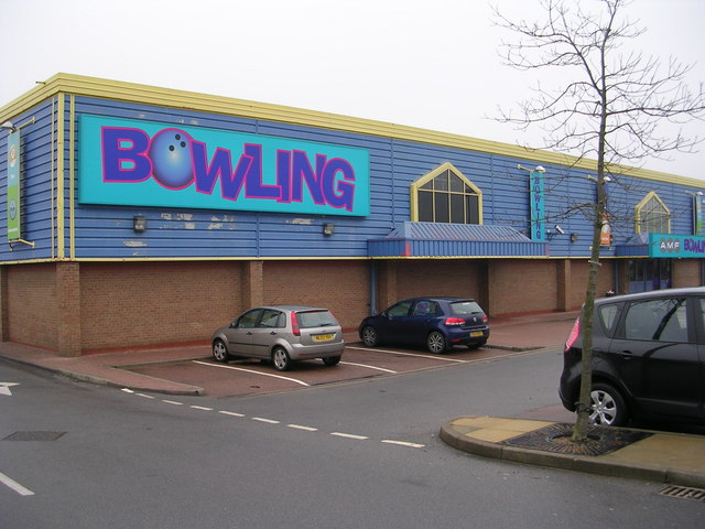 AMF Bowling - Alston Retail Park