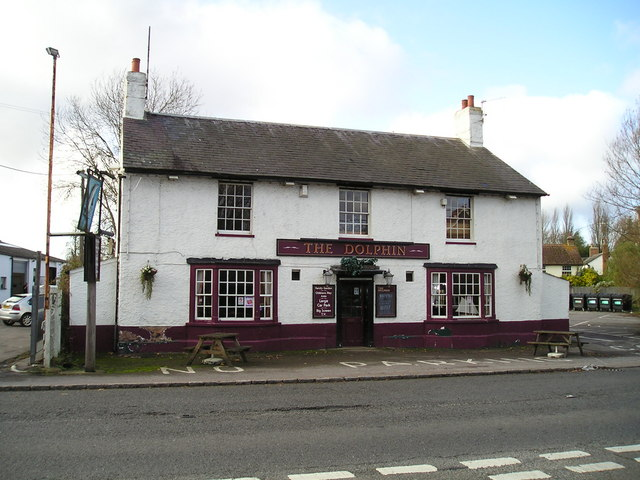 The Dolphin Pub, Stoke Hammond