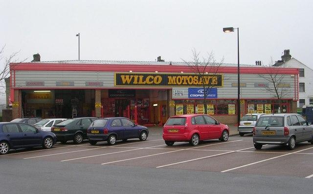 Wilco Motosave - Alston Retail Park