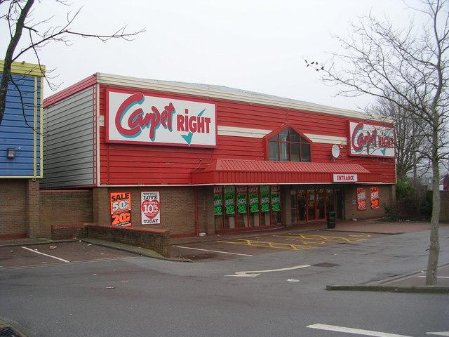 Carpet Right - Alston Retail Park