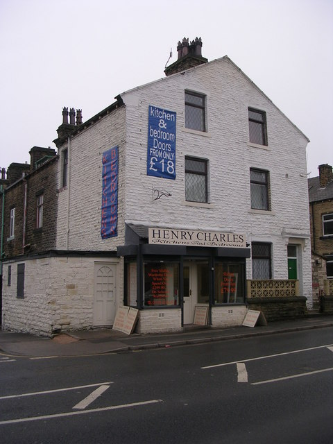 Henry Charles Kitchens & Bedrooms - Bradford Road