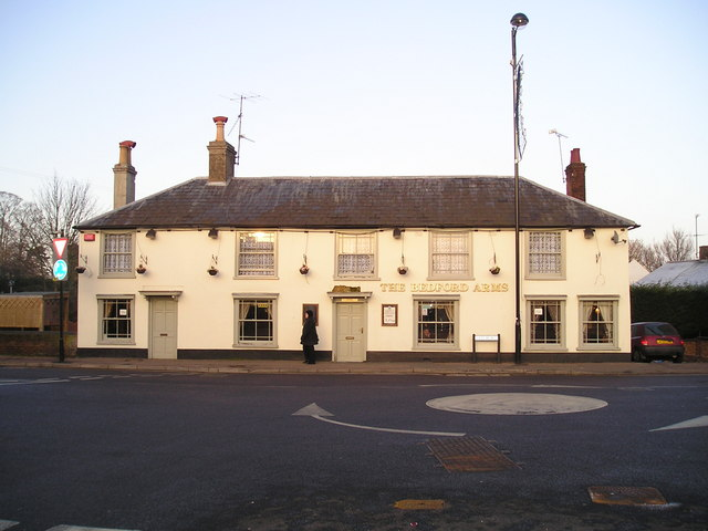 The Bedford Arms Pub, Linslade