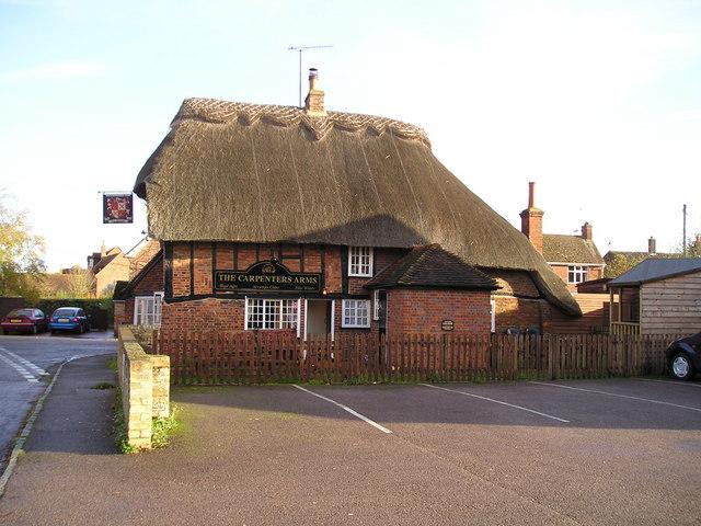 The Carpenters Arms Pub, Slapton, Leighton Buzzard