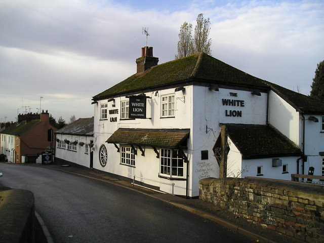 The White Lion Pub, Marsworth