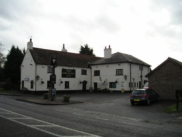 The Cowroast Inn Pub, Cowroast, Tring