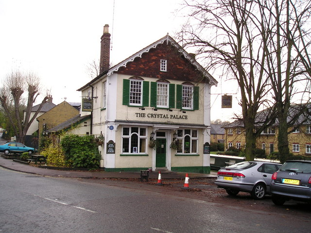 The Crystal Palace Pub, Berkhamsted