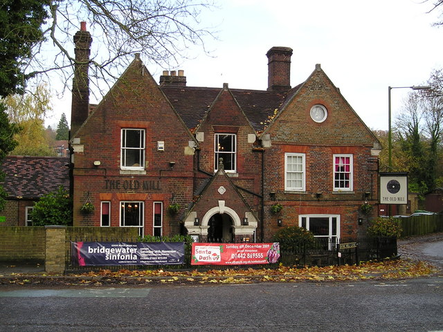 The Old Mill Pub, Berkhamsted