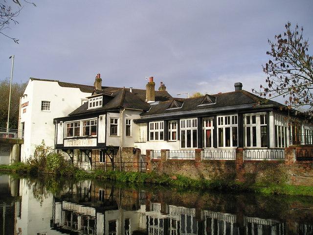 The Fishery In Pub, Boxmoor, Hemel Hempstead