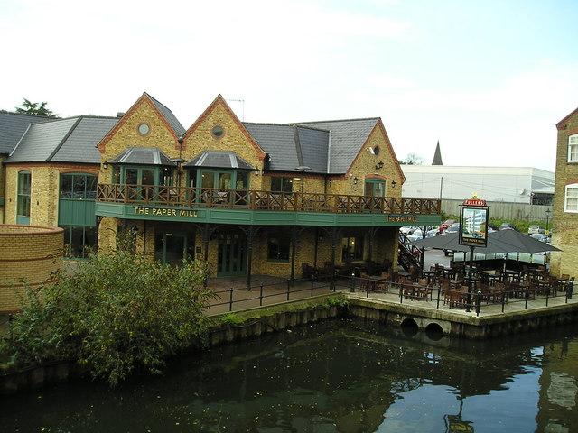 The Papermill Pub, Apsley, Hemel Hempstead