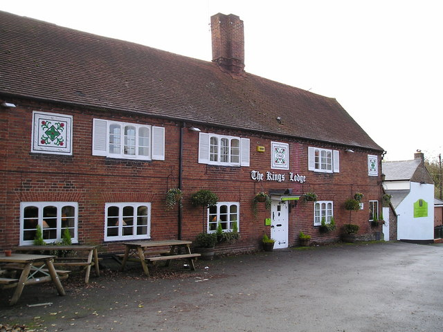 The Hunters Bar Pub, Kings Lodge Hotel, Hunton Bridge