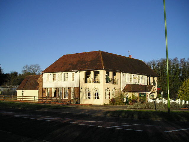 The Harvester Pub, Croxley Green, Rickmansworth