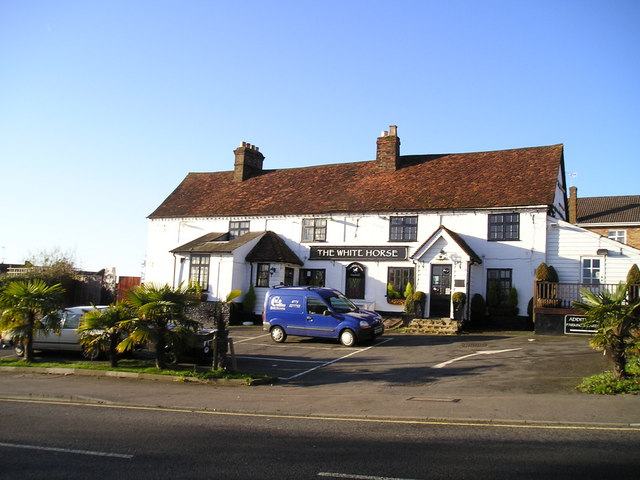 The White Horse Pub, Harefield