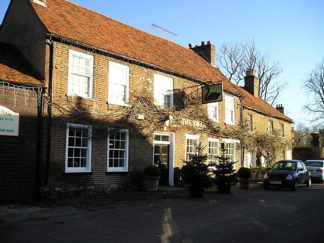The Swan Pub, Denham, Uxbridge