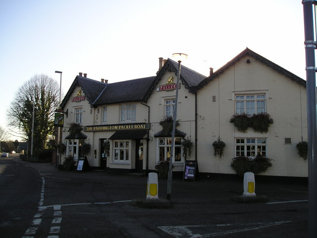 The Paddington Packet Boat Pub, Cowley