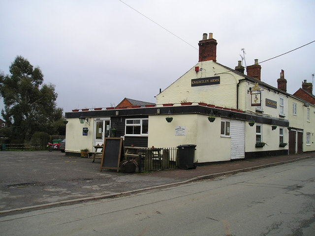 The Knightley Arms Pub, Yelvertoft