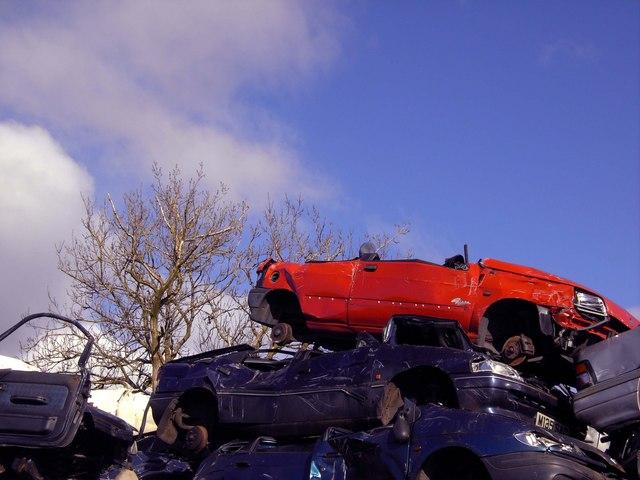 Car Breakers Near Stevenage