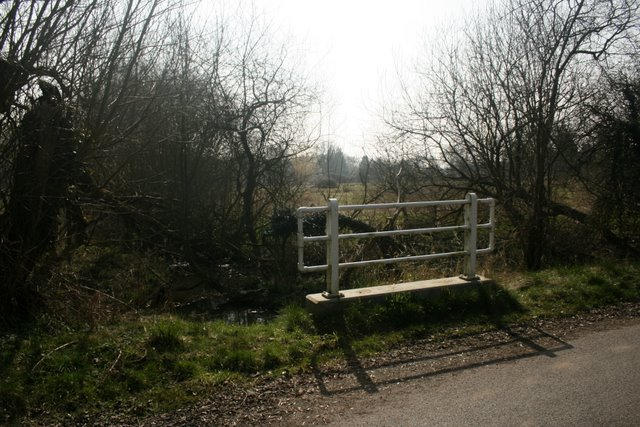 Bridge, Butter's Hall Lane