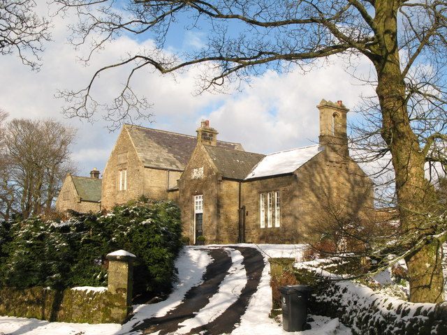Former School, Carrshield