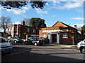 SZ0894 : Bournemouth : Winton - Rooper Memorial Hall by Lewis Clarke