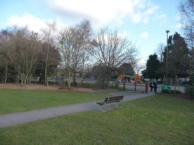 Bournemouth Redhill Park C Lewis Clarke Geograph Britain And