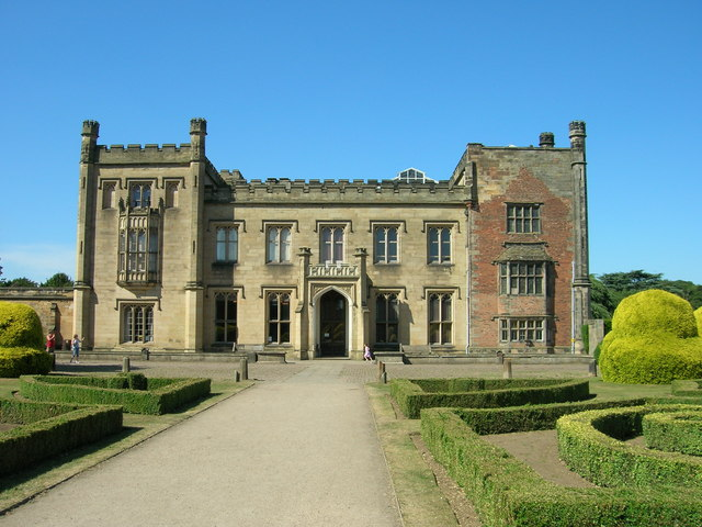 Elvaston Castle