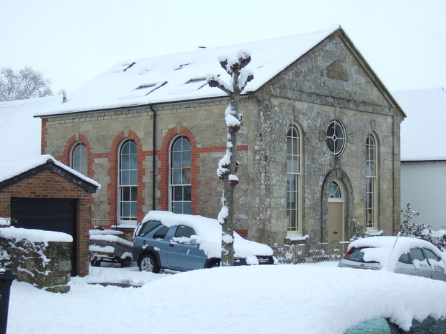 Old Methodist Chapel, Hindon