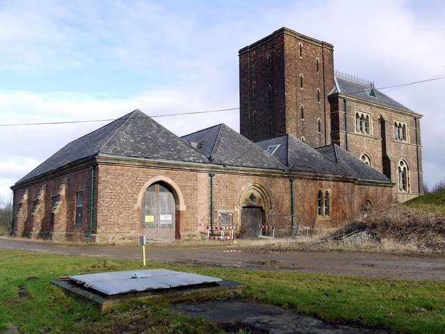 Dalton Pumping Station