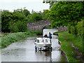 SJ6152 : Llangollen Canal near Burland, Cheshire by Roger  Kidd