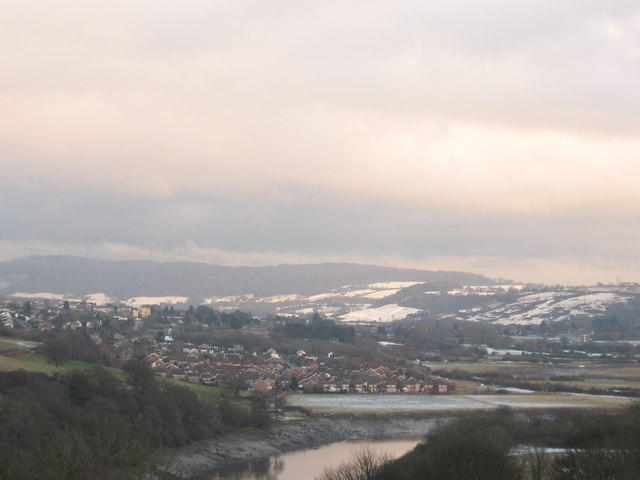 Caerleon in Winter