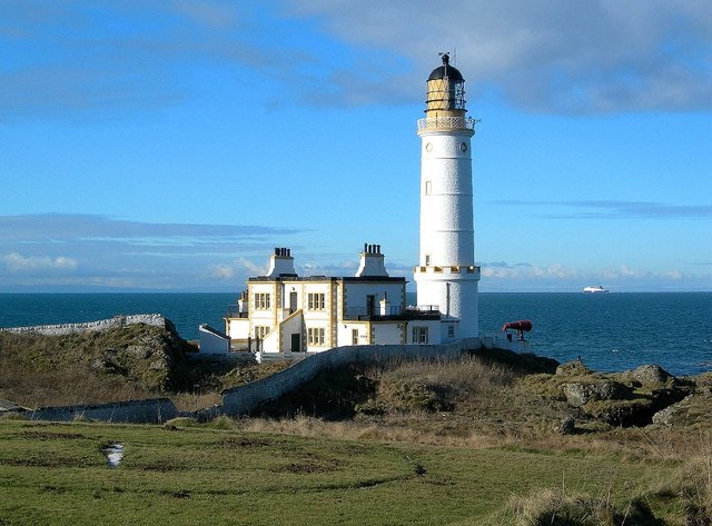 Corsewall Lighthouse and Hotel