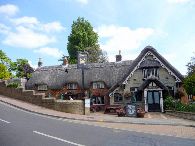 The Crab Inn Shanklin Isle Of Wight 169 Christine Matthews