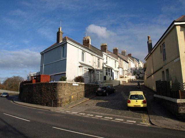 Rodney Street, Weston Mill