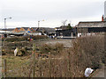 SD7408 : Newholme Farm by David Dixon