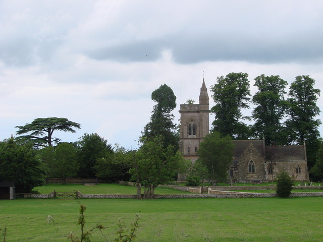 Shipton Moyne church