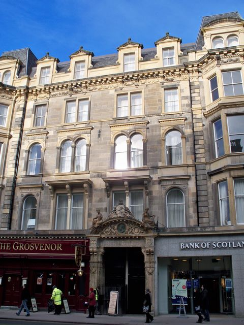 Albert Gallery, Shandwick Place, Edinburgh