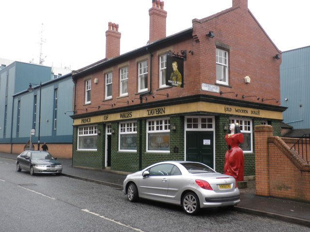 Prince of Wales Tavern, Clive Street, North Shields