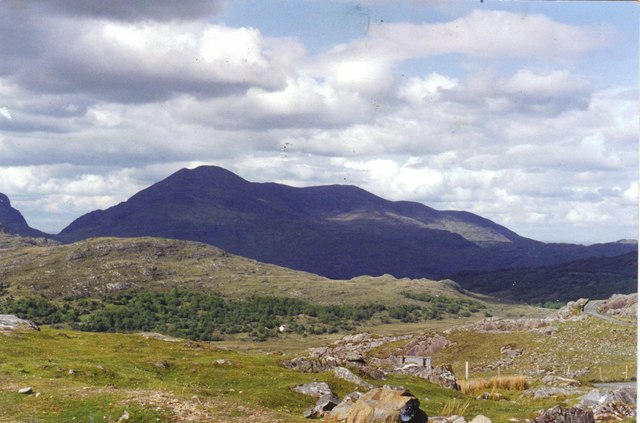 Zigzag through the foothills of Purple Mountain and the Gap of Dunloe