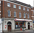 TQ2889 : Muswell Hill Post Office, London N10 by Julian Osley