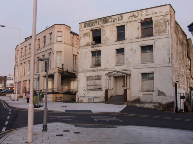 The Arcadian and Fort Road Hotel, Margate