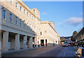 ST7564 : Dorchester St Bath by Rick Crowley