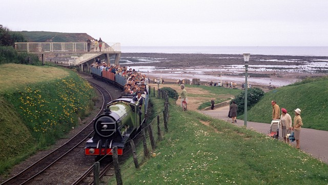 North Bay Railway, Scarborough, Yorkshire