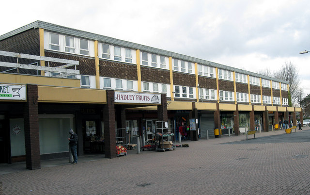 Hadley Shopping Centre, Telford
