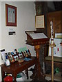 SU9006 : A quiet corner within  St Andrew, Tangmere by Basher Eyre
