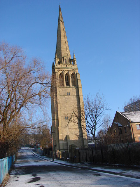 Church of St Stephen, Low Elswick