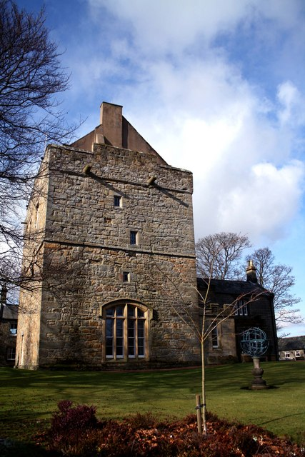 Elsdon Tower