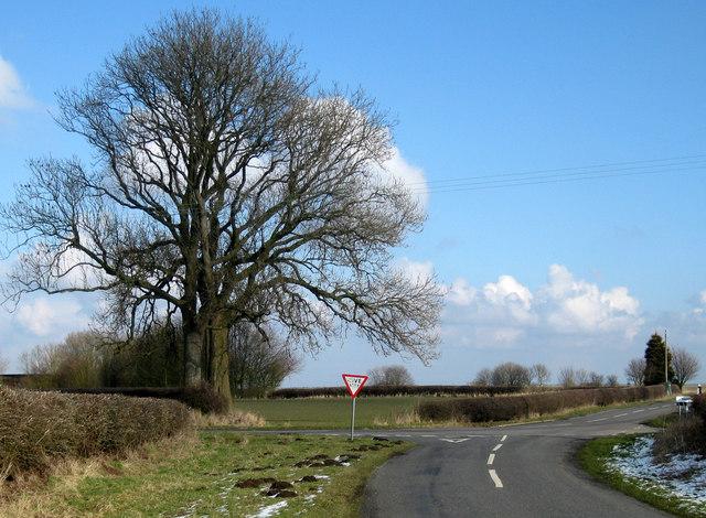 Five way junction