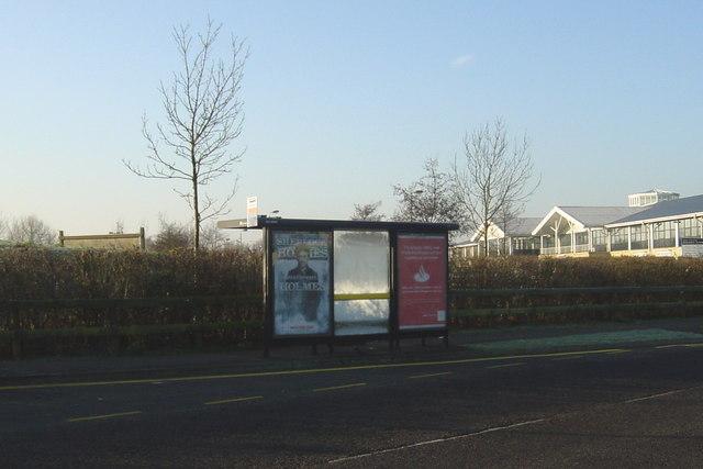 Bus Stop Ashford Market