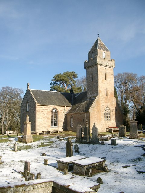 Cawdor Church