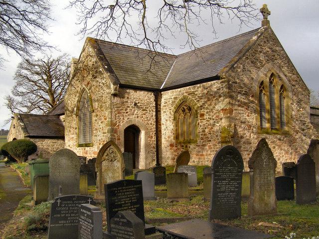 St Hilary S Parish Church Llanrhos 169 David Dixon Cc By Sa
