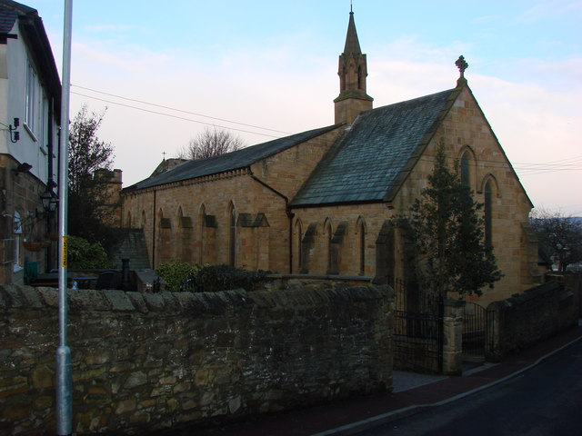 Church of St. Mary and St. Thomas Aquinas, Stella